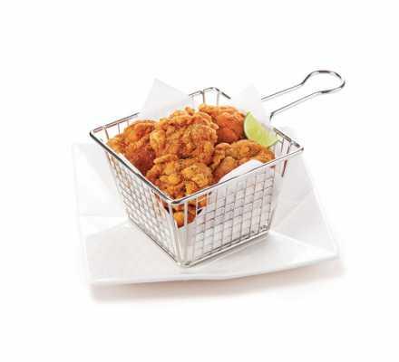 ไก่ทอดคาราอาเกะรสลาบ
