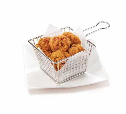 ไก่ทอดคาราอาเกะรสสไปซี่
