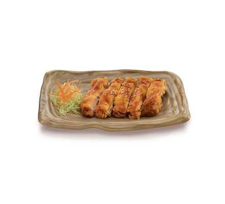 ไก่เทอริยากิ(อาหารจานเดียว)